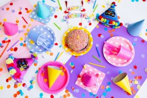 How to throw a perfect birthday party?