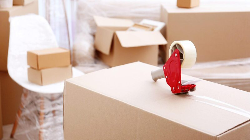 Role of moving and packing services