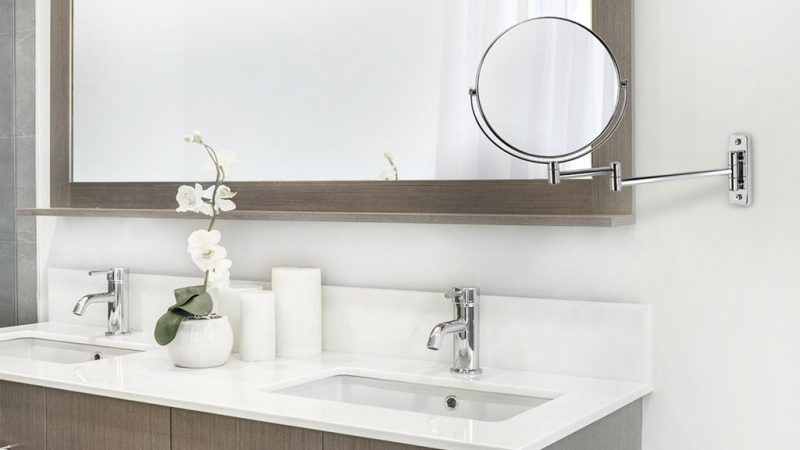 Why should you opt for stainless steel bathroom accessories